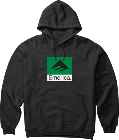 EMERICA - CLASSIC COMBO YOUTH HOODIE