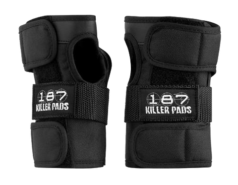 187 Wrist Guards Black
