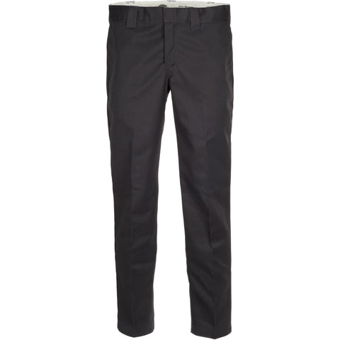Dickies 872 Black Slim Tapered Work Pant