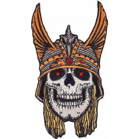 Powell Peralta Andy Anderson Skull Patch 4""