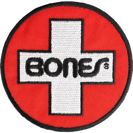 "Bones bearings Swiss Circle 3"" Patch"