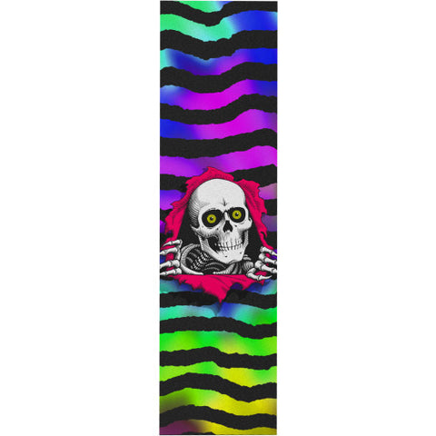 Powell Peralta Grip Tape Sheet 9 x 33'' Ripper Tie-dye