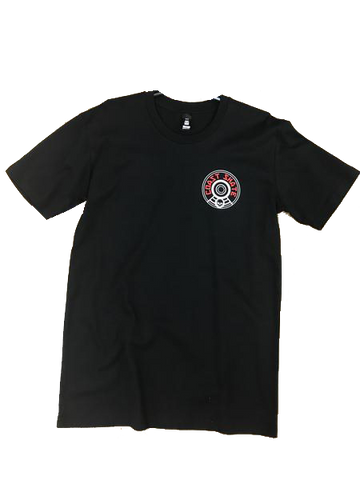 Coast Skate Youth Tee - Black