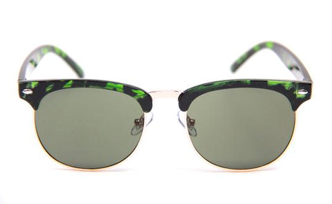 Happy Hour Shades - G2 Shake Junt Green Tortoise