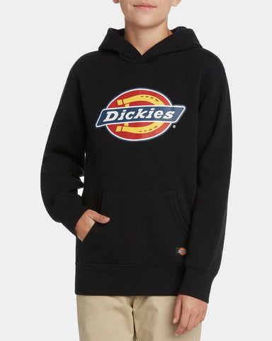 DICKIES H.S CLASSIC POP OVER YOUTH HOODIE BLACK