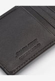 SANTA CRUZ CLASSIC STRIP LEATHER WALLET