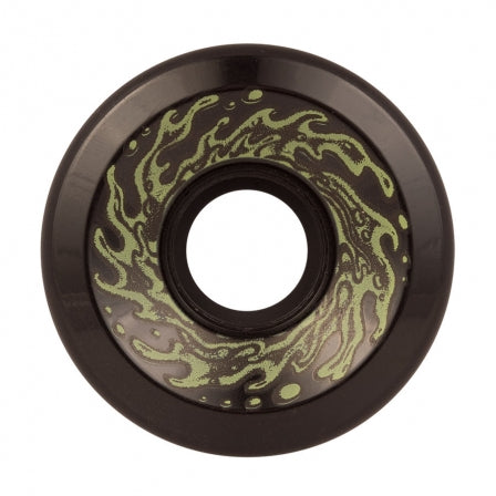 Santa Cruz Slime Balls 60mm OG Slime Black Glow 78a Wheels