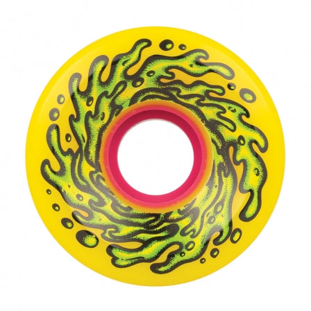 Santa Cruz Slime Balls OG Slime Yellow 78a 60mm Wheels