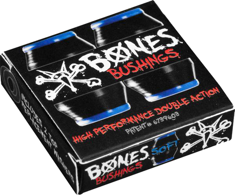 BONES Hardcore Bushing Soft Black Pack