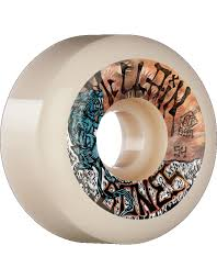BONES WHEELS PRO STF McClain Primal 54mm V6 Wide-Cut 99a