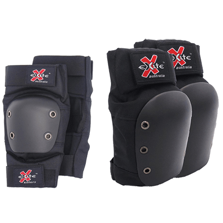 Exite Creatures Adult Combo Pack - Knee & Elbow Pads