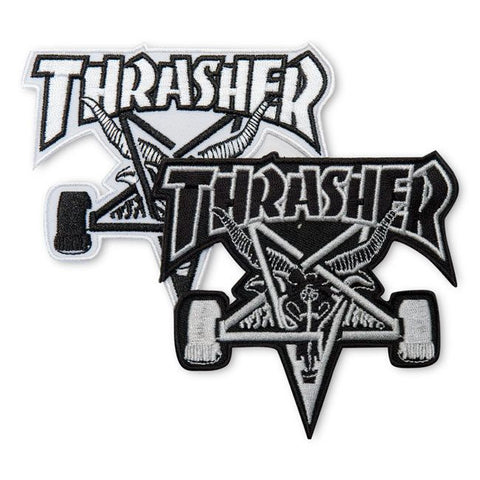 Thrasher - Skategoat Patch