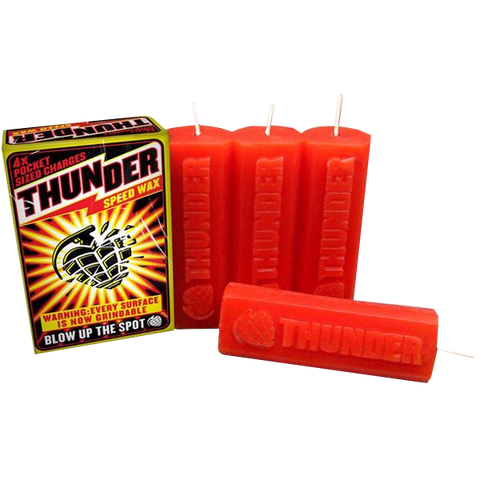 THUNDER WAX CURB DYNAMITE