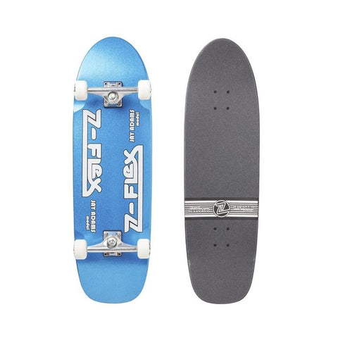 Z Flex Jay Adams Blue Metal Flake Complete