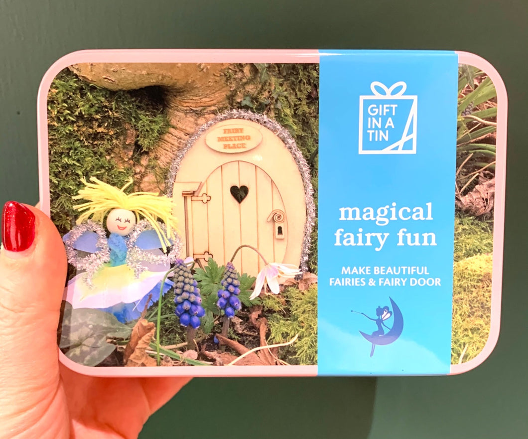 Magical fairy fun craft kit