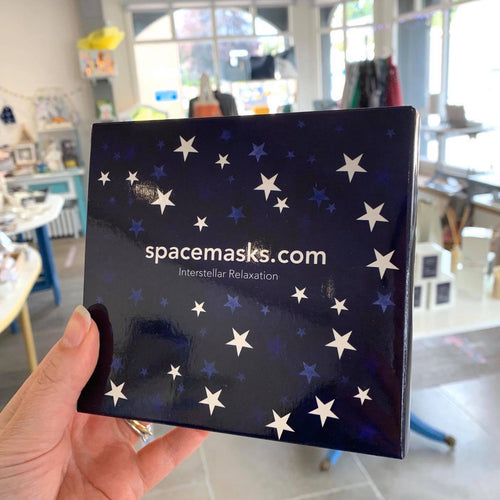 Spacemasks box of 5