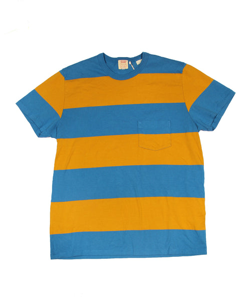 LEVI'S VINTAGE CLOTHING 1960s CASUALS STRIPE TEE - COSMOTOG