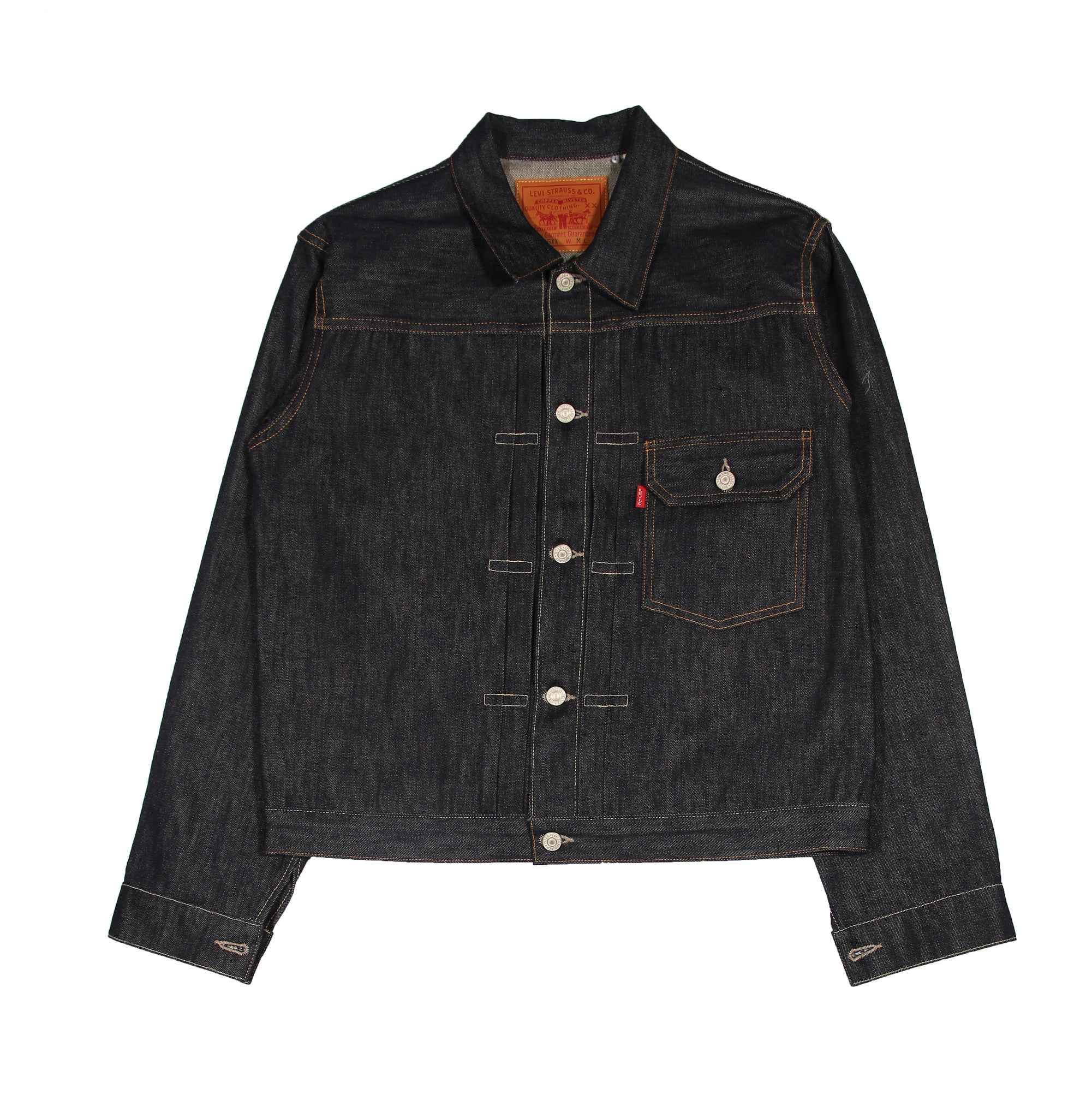 LEVI'S 1936 TYPE I JACKET IN RIGID - COSMOTOG