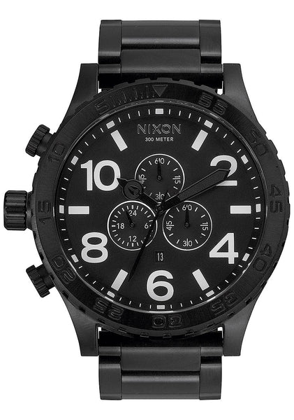 51-30 CHRONO 51MM ALL BLACK - COSMOTOG
