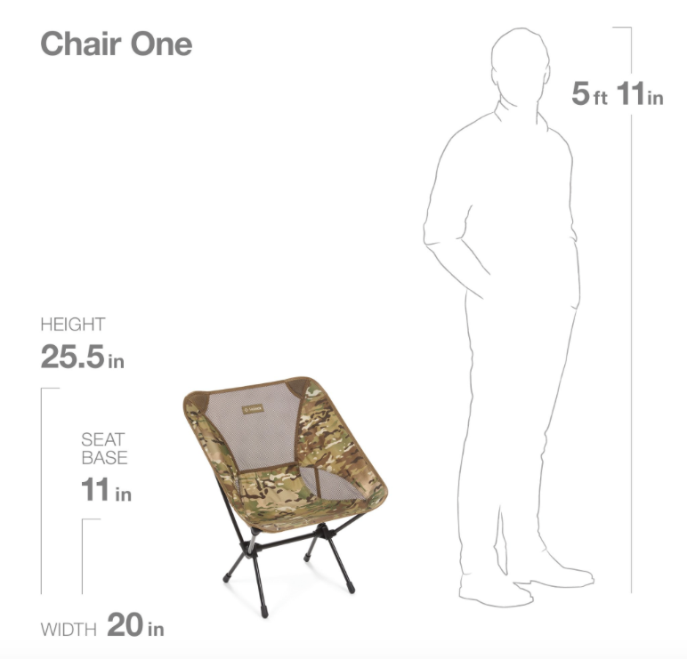 CHAIR ONE - REALTREE
