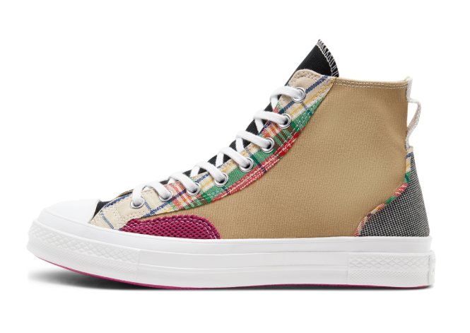 Hacked Fashion Chuck 70 - Nomad Khaki/Black