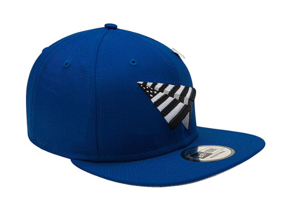 CROWN OLD SCHOOL SNAPBACK - ROYAL