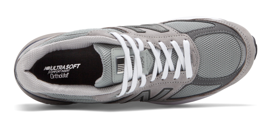 MENS 990V5 MADE IN USA - GREY/CASTLEROCK