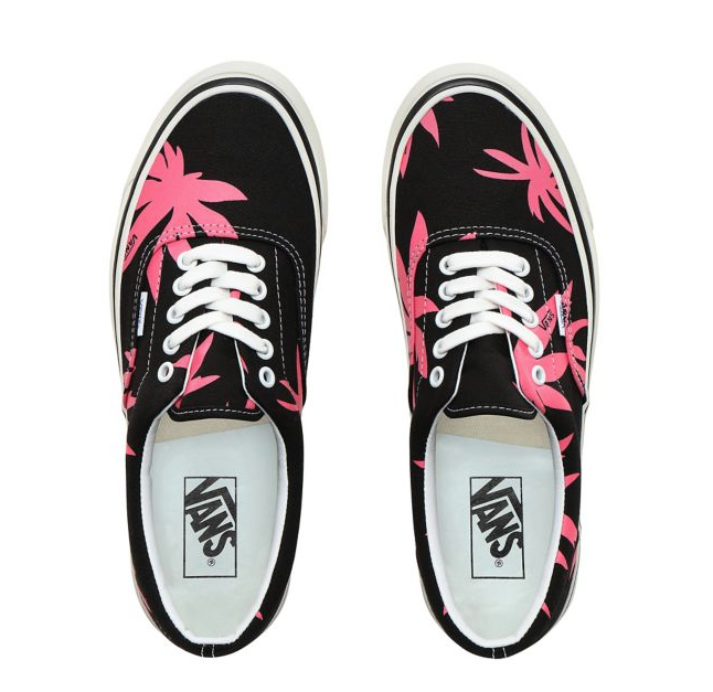 ANAHEIM FACTORY ERA 95 DX - OG BLACK/OG PINK/SUMMER LEAF