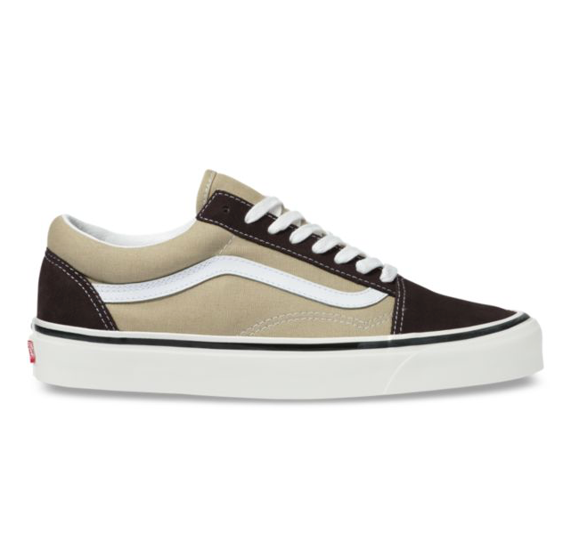 ANAHEIM FACTORY OLD SKOOL 36 DX - OG CHOCOLATE/OG KHAKI