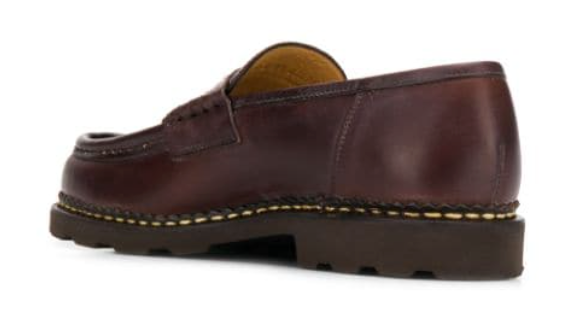 REIMS LISSE LOAFERS - CAFE (BROWN)