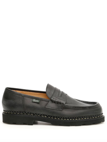 REIMS LISSE LOAFERS - NOIR (BLACK)