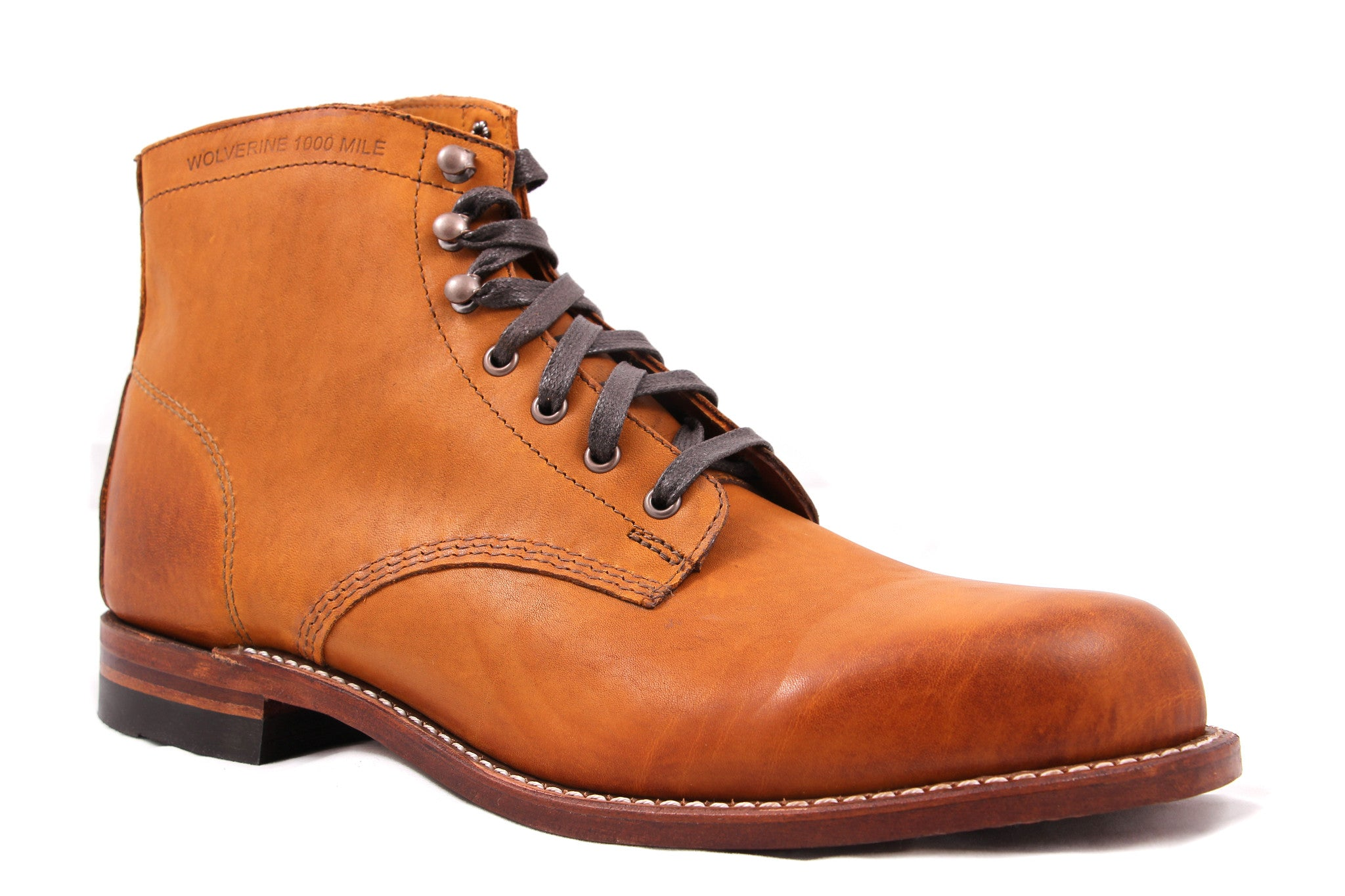 WOLVERINE 1000 MILE TAN W05848 - COSMOTOG