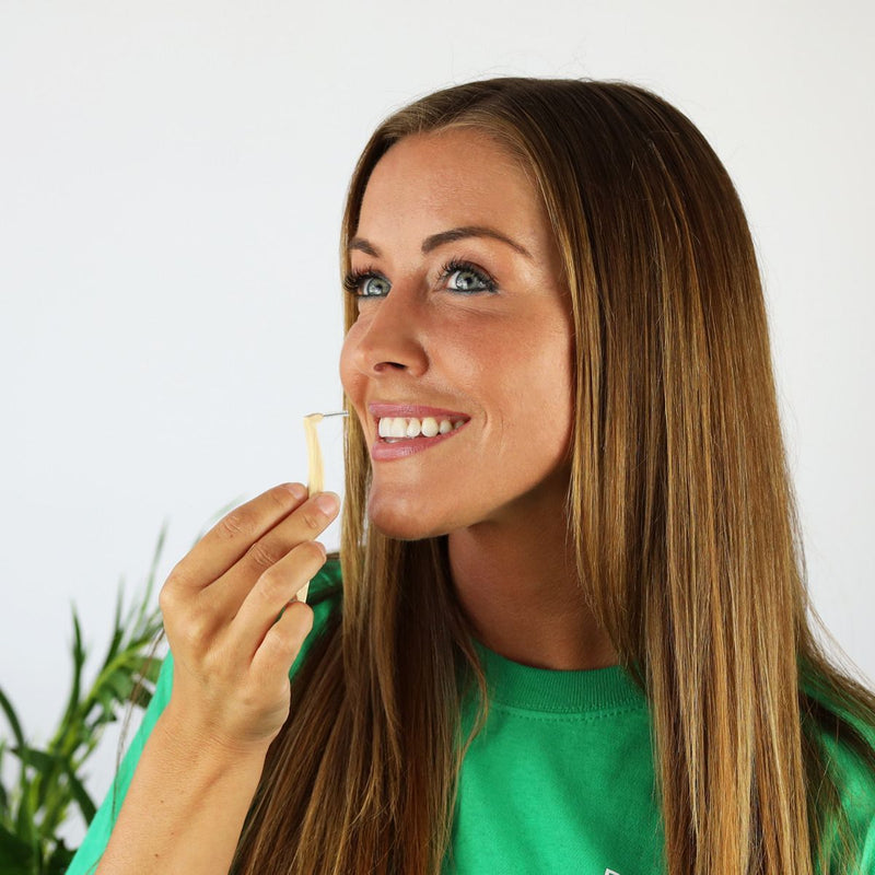 L- Shaped Bamboo Interdental Brush - Starts at £1.42 per item