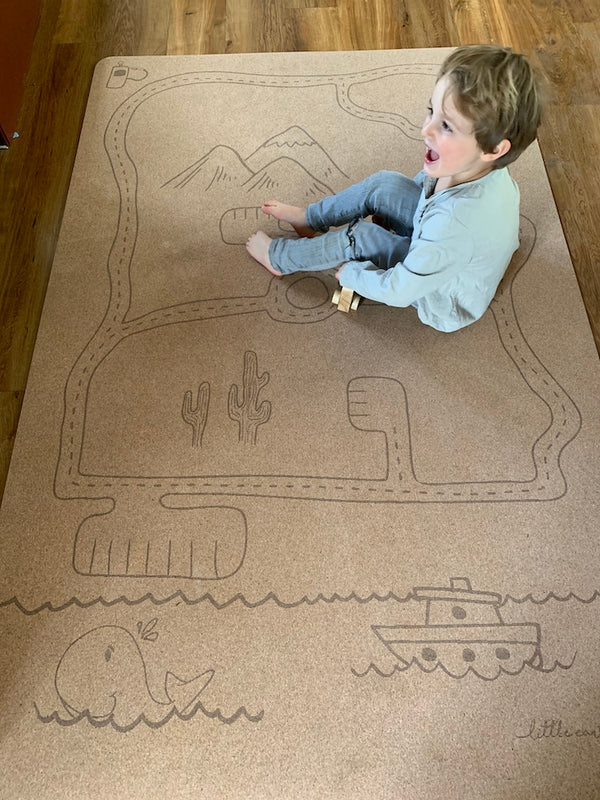 Rocky Road Play Mat