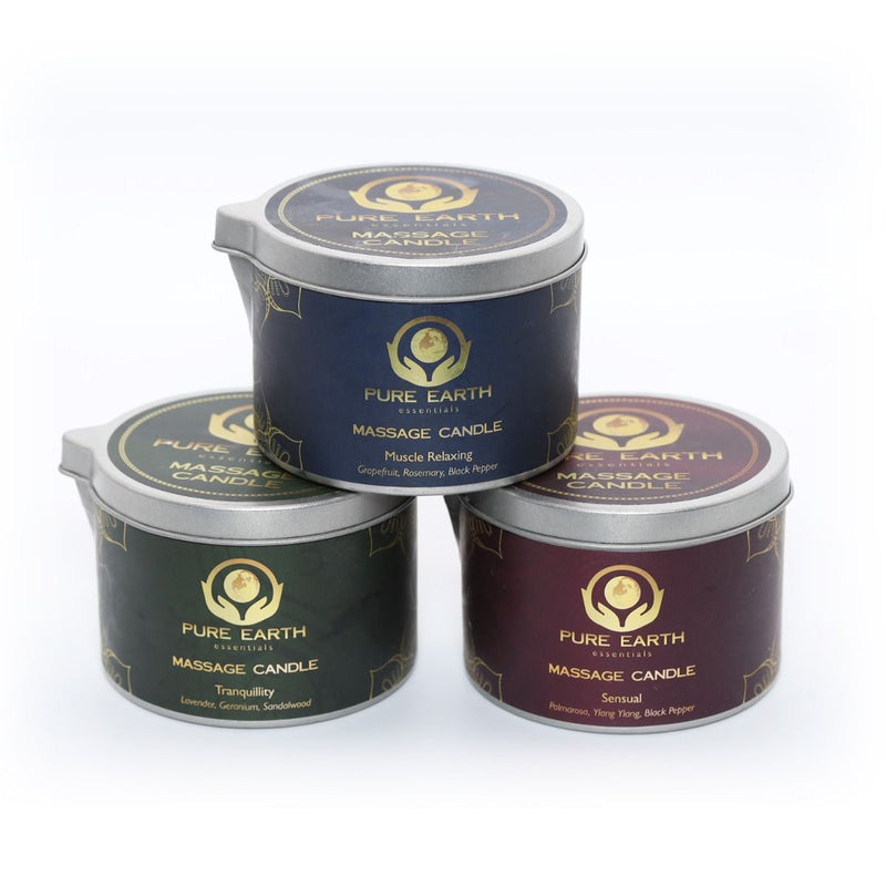 Candle Trio Bundle