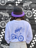 Angry Cyclist 2.0 Long Sleeve T-Shirt