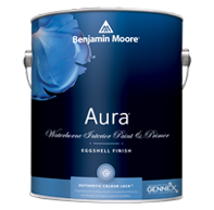 Aura Waterborne Interior Paint - Eggshell Finish 524