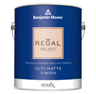 REGAL Select Waterborne Interior Paint - Ulti-Matte 552