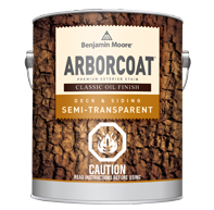 ARBORCOAT Semi Transparent Classic Oil Finish K328