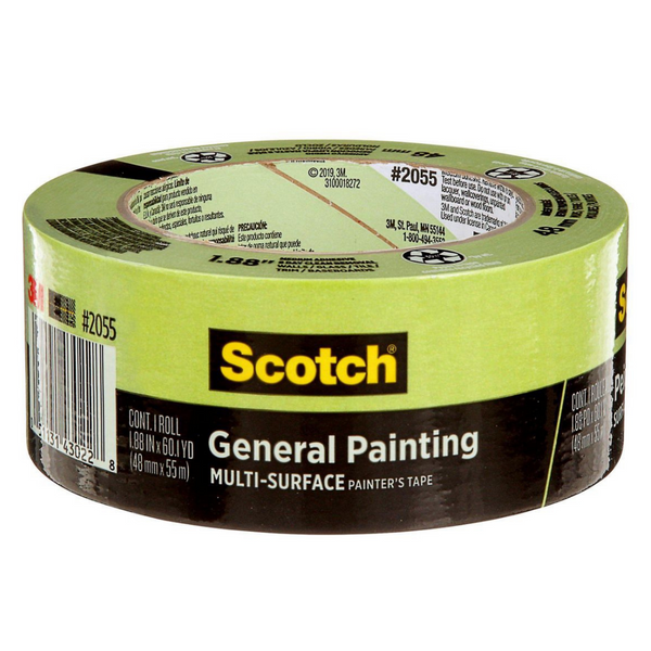 3M Scotch Masking Tape 2""