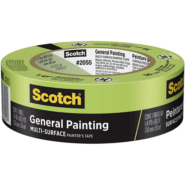3M Scotch Masking Tape 1.5""