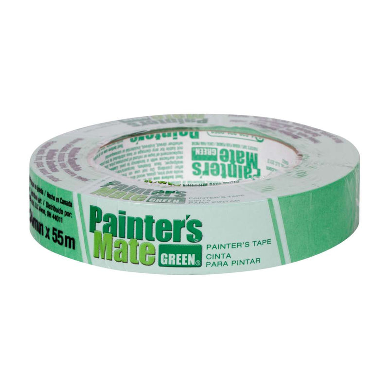 Painter's Mate Green Painter's Tape - Green, .94 in. x 60 yd.