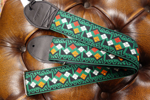 Souldier Clapton Green Guitar Strap