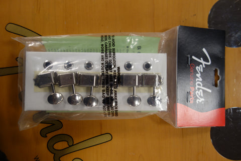 Fender Vintage-Style Locking Guitar Tuning Machines Chrome