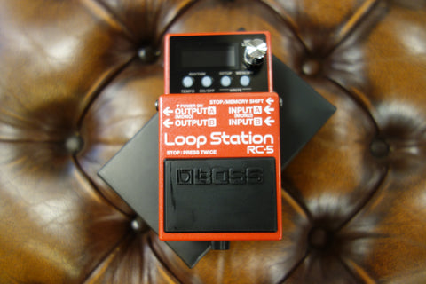 Boss RC-5 Loop Station 2020 Red