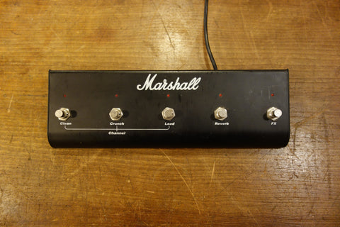 Marshall 5 Way TSL Foot Switch