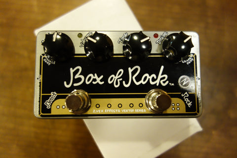 Zvex Box of Rock Vexter