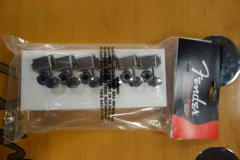 Fender ClassicGear Tuning Machines Chrome