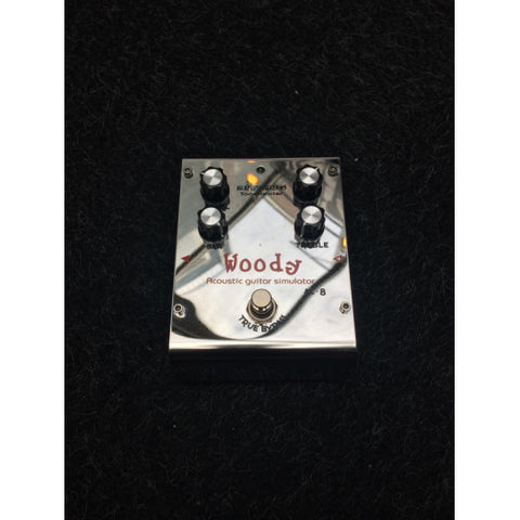 Biyang Woody AC-8 Acoustic Simulator effects pedal