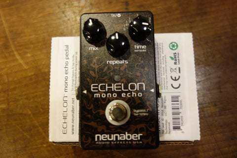Neunaber Audio Echelon Echo Pedal